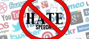 Denuncia, difesa legale, scorta mediatica, tutto deve essere utilizzato contro chi diffonde odio sul web, con tenacia e impegno costante, forza Antonella!