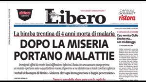 Articolo di Libero su stupri di Rimini: esposto all'Ordine di Cpo Fnsi, Cpo Odg, Cpo Usigrai e associazione GiULiA