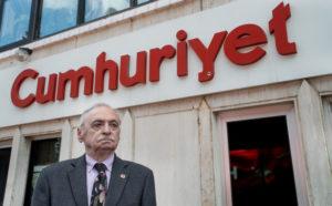 """Turchia, l'appello dell'editore di Cumhuriyet: """"L'11 settembre non lasciateci soli"""""""