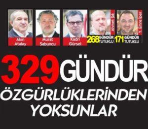 Cumhuriyet, oggi nuova udienza del processo a giornalisti e vertici editoriali dello storico quotidiano turco di opposizione