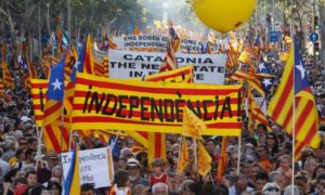 La Catalogna vista da un basco