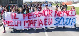 Nella lotta alle mafie la scuola sia esempio di legalità