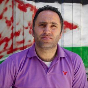 La rete romana di solidarietà con il popolo palestinese chiede la liberazione di Issa Amro
