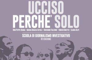 """""""Ucciso perché solo"""" . 22-24 settembre Casal di Principe"""