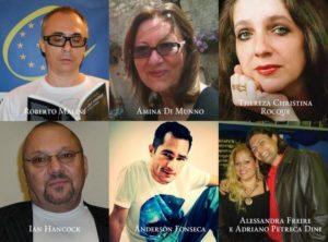 Roberto Malini vince il Premio di Poesia Benfazeja di San Paolo (Brasile)