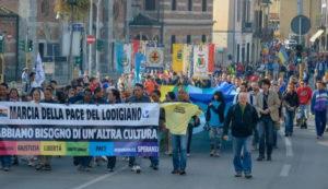 La Pace non è tra i valori della nuova Amministrazione Comunale di Lodi