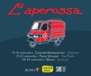 Riparte L'Aperossa, Festival itinerante di Musica, Cinema e Memoria Condivisa. Roma, 15-24 settembre