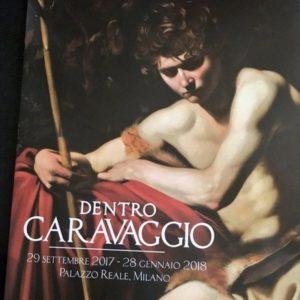 """""""Dentro il Caravaggio"""""""
