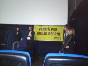 La pellicola si tinge di Giallo per Giulio. Il Cerveteri Film Festival, a 20 mesi dalla sua scomparsa, ricorda Giulio Regeni