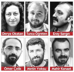 Turchia, a processo giornalisti dell'inchiesta sulle mail che accusavano il genero di Erdogan mentre continuano le retate della polizia