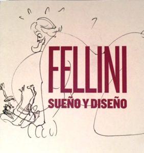 Sueño y diseño: Federico Fellini in mostra a Madrid