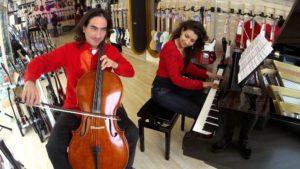 """Musica ai SS. Apostoli. Il Duo Perfetto in """"Complete Kasputin"""""""