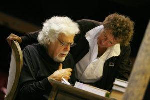 "Teatro Eliseo. ""Finale di partita"" di Samuel Beckett"