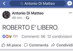 Venezuela, Roberto Di Matteo è libero