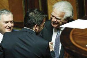 Da Andreotti a Verdini, passando per Renzi