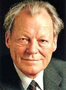 Willy Brandt e la fatica della Germania