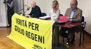 """Come si può definire un """"incidente"""" il sequestro, la tortura e poi la morte di Giulio Regeni??"""