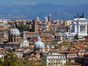 Roma non è mai stata come adesso, e io non ho mai abitato in Svizzera