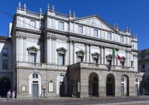 """La Scala inaugura con """"Andrea Chénier"""""""