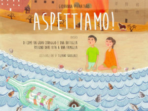 """""""Aspettiamo"""", da Scampia un libro per bambini sul mondo della adozioni"""