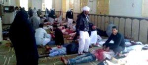 Egitto, la terribile strage. Oltre 300 morti