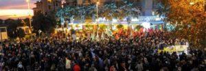 Ostia. Tanti cittadini in piazza per la libertà di informazione e per la legalità