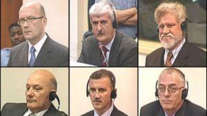 Aja: condanna per il sestetto della Herceg Bosna