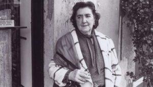 Alda Merini, la folle dei Navigli