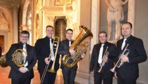 Teatro Quirino. Concerto degli Ottoni Pentaphon, complesso della Cappella Sistina