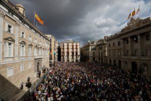 Ora è la giustizia spagnola ad agire da incendiaria
