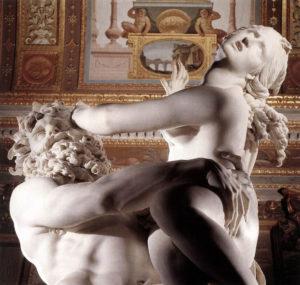 Gian Lorenzo Bernini alla Galleria Borghese di Roma
