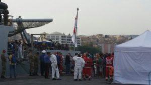 """Migranti Catania. Fnsi e Assostampa Sicilia: """"Non possono esistere zone franche. Autorità rimuovano gli ostacoli"""""""