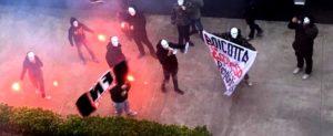 Aggressione Forza Nuova a sede Repubblica L'Espresso. Fnsi-Odg: atto contro la democrazia
