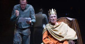La vocazione teatrale dell'imperatore