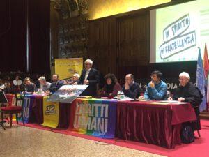 Coniugare diritti umani e responsabilità per salvare l'Europa e la democrazia