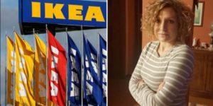 Milano. Presidio di solidarietà con Marica Ricutti, licenziata dall'Ikea