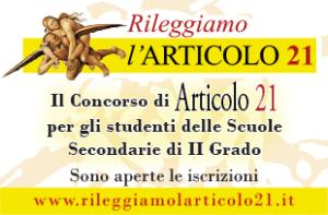 Quindicimila studenti di oltre 300 scuole di 20 Regioniiscritti al concorso di Articolo 21 sulla libertà d'informazione