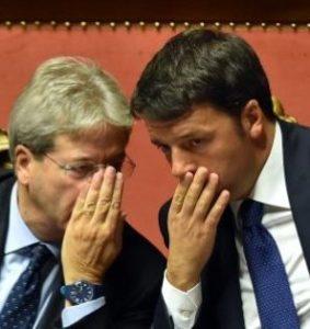 Gentiloni bis, anti Renzi con l'appoggio di Renzi