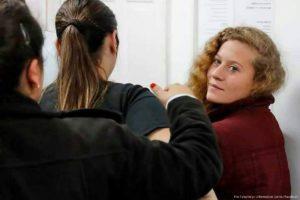 Israele, 'Ahed Tamimi va liberata'. L'appello di Amnesty