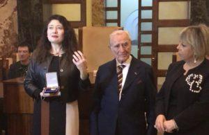 Assegnati i premi Ags 2018. Antonella Napoli lo dedica a Giulio Regeni