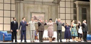 """Teatro Quirino. """"Filumena Marturano"""", Liliana Cavani dirige un cast magnifico"""