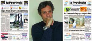 """""""Piuttosto la galera, ma non rivelerò mai il nome di una fonte"""". Intervista a Giovanni Scarpa, giornalista della Provincia Pavese"""