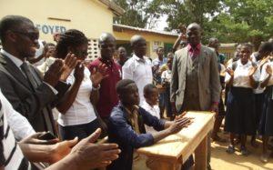 Le Rayon de Ouragahio pour l'avenir. L'importante progetto di scuola pubblica in Costa d'Avorio