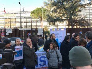 Troupe aggredita a Ostia, a giudizio  Spada e Del Puerto. Fnsi e Odg parti civili