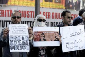 La repressione in Egitto. E quel faro potente accesso da Giulio Regeni