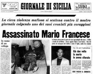 La lezione di Mario Francese (ancora oggi attuale) e quella complice borghesia