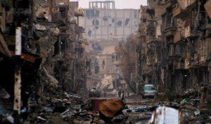 Bombardamento turco ad Afrin. Curdi ancora sotto attacco. Non possiamo tacere