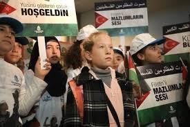 GIORNATE PER AHED. Arresto dei minori palestinesi e detenzione nelle carceri israeliane, impatto sullo sviluppo psico-fisico