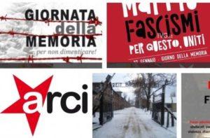 """27 gennaio, Giornata della Memoria. Arci: """"Mai più fascismi"""""""