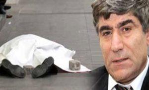 Il complotto di stato per assassinare Hrant Dink